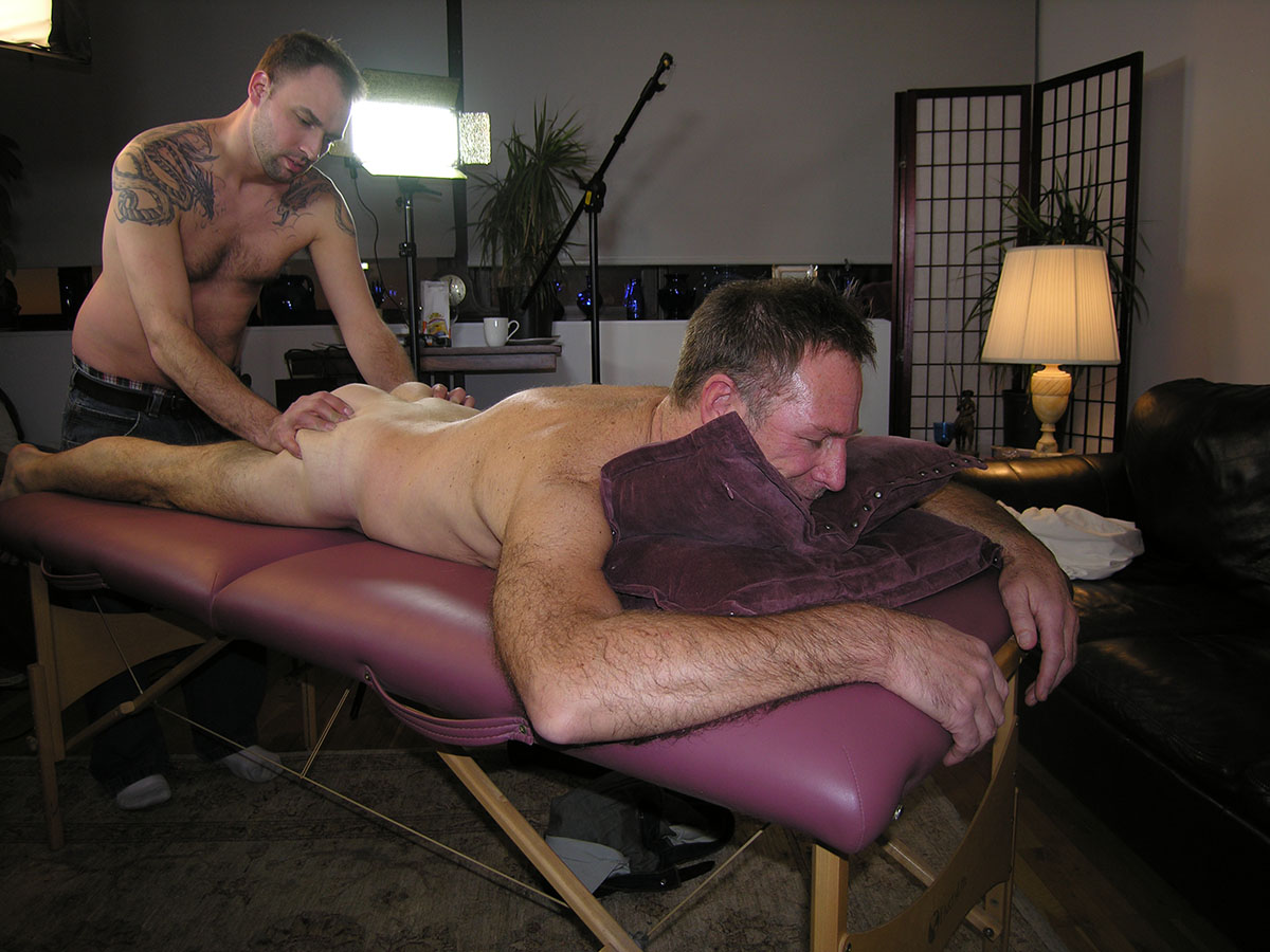 Hairy Men Massage Videos