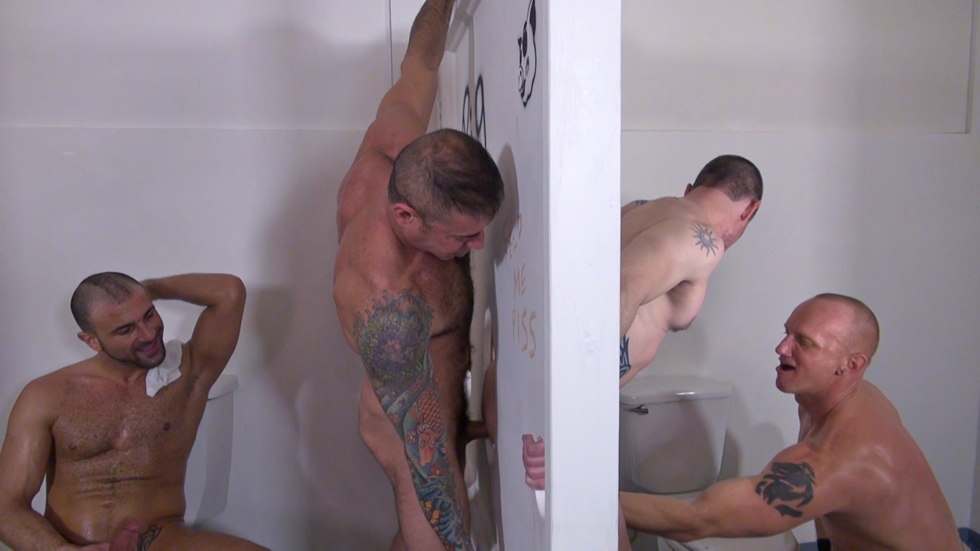 Gay glory hole video gallery