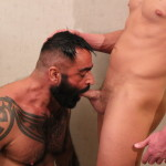 Breed-Me-Raw-Tom-Colt-and-Preston-Johnson-Hairy-Daddy-Barebacking-Amateur-Gay-Porn-06-150x150 Amateur Hairy Tatted Daddy Barebacking a Hot Young Smooth Bottom