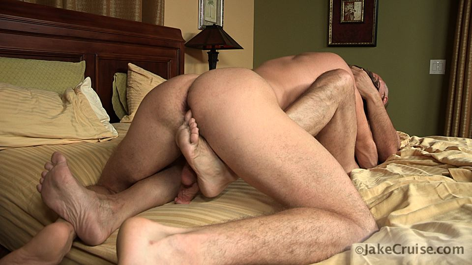 Jake Cruise Lucas Knight Hairy Daddy Sucks A Big Boy Cock Amateur Gay Porn 07 Jake Cruise: Daddy Sucks A Huge Younger Cock Until It Shoots