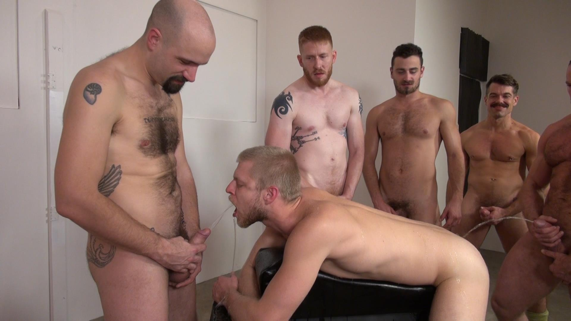 Gays hot sex ultimate shower cum ending