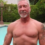 Hot-Older-Male-Dean-Burke-Silver-Daddy-Jerking-His-Cock-Amateur-Gay-Porn-01-150x150 Hot Older Male Introduces Two New Sexy Daddies