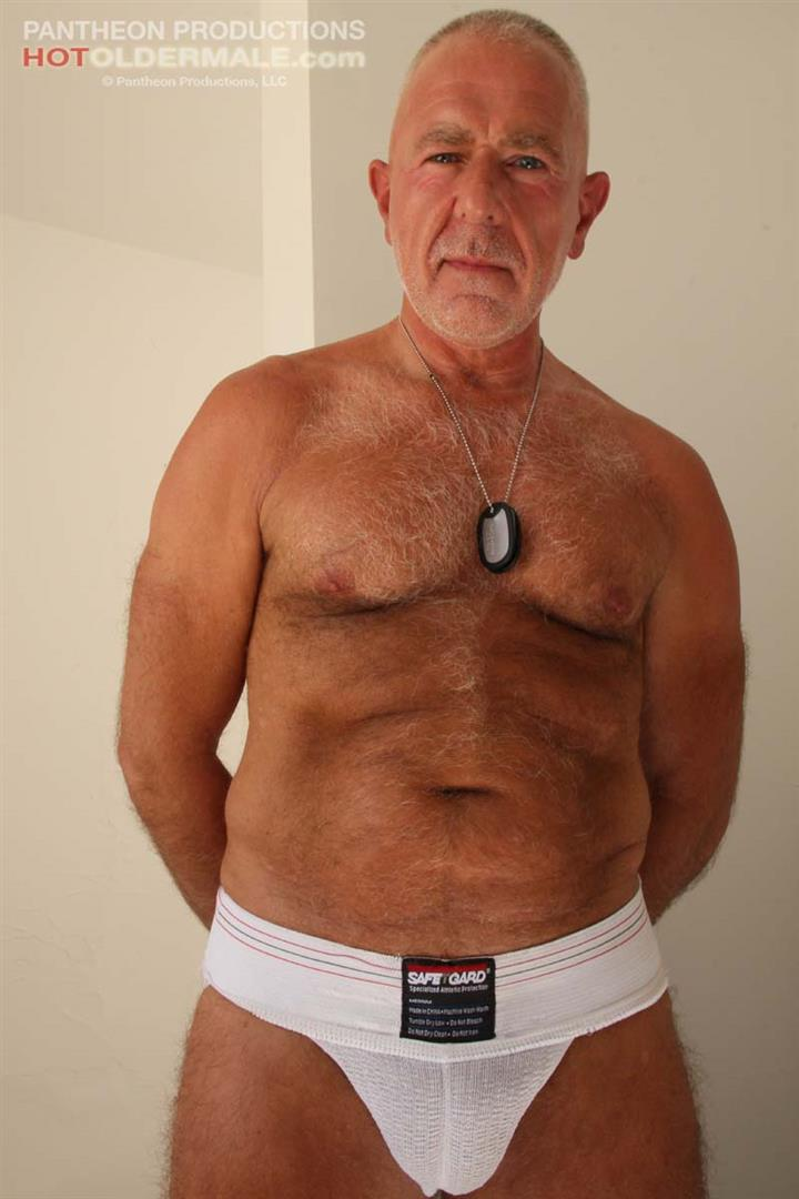 Hot silver daddy porn consider