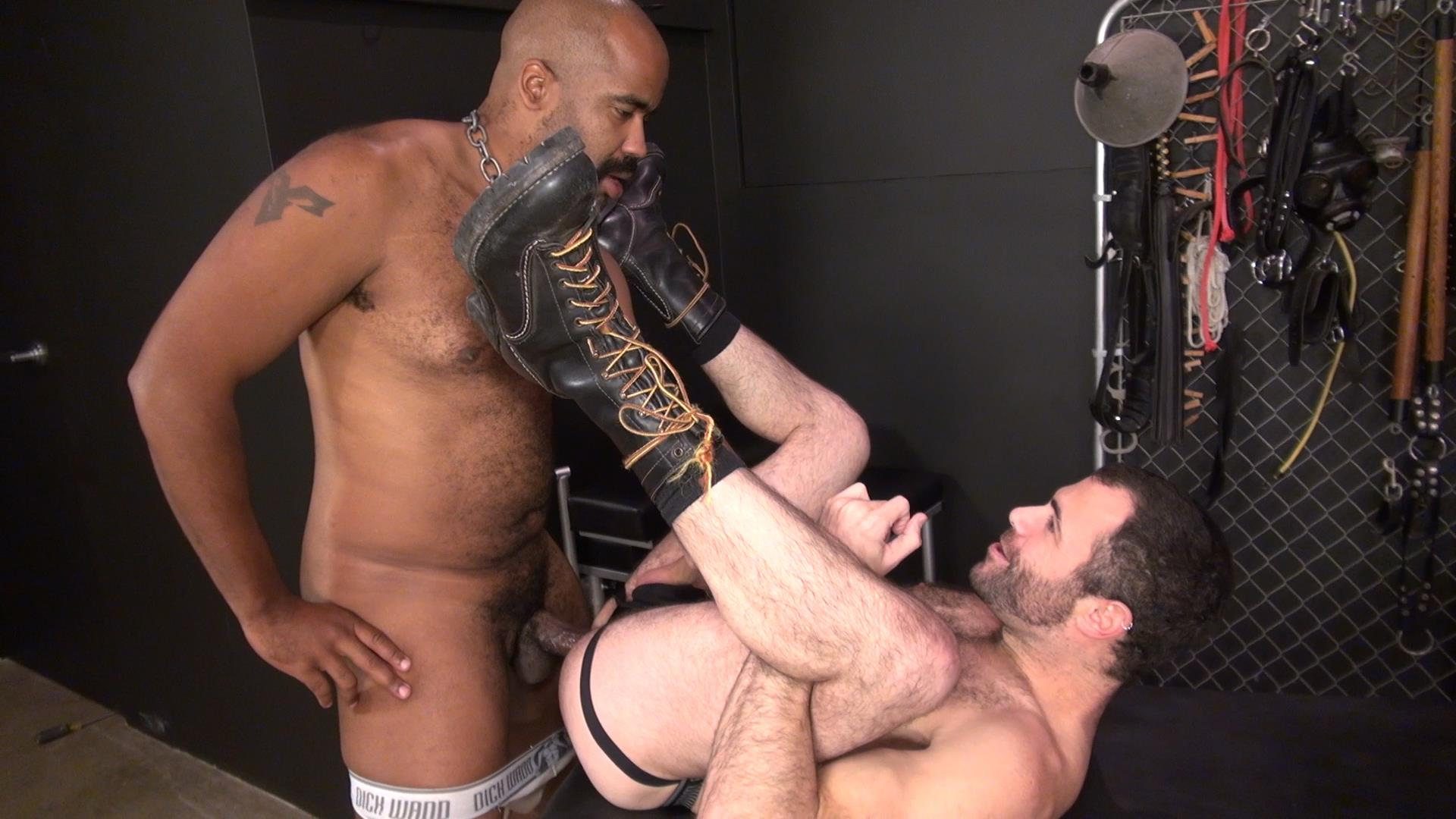 Raw-and-Rough-Jake-Wetmore-and-Dusty-Williams-and-Kid-Satyr-Bareback-Taking-Raw-Daddy-Loads-Cum-Amateur-Gay-Porn-18 Hairy Pup Taking Raw Interracial Daddy Loads Bareback