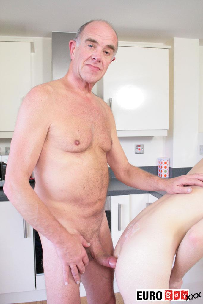 Euroboy-XXX-Aiden-and-Ben-Big-Uncut-Cock-Granddad-Fucking-Twink-Amateur-Gay-Porn-18 Granddad Bareback Fucks A 19 Year Old Twink With His Big Uncut Cock