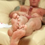 """Butch-Dixon-Big-T-British-Muscle-Daddy-With-A-Big-Uncut-Cock-Amateur-Gay-Porn-16-150x150 British Muscle Daddy Jerking Off His Big 9"""" Uncut Cock"""