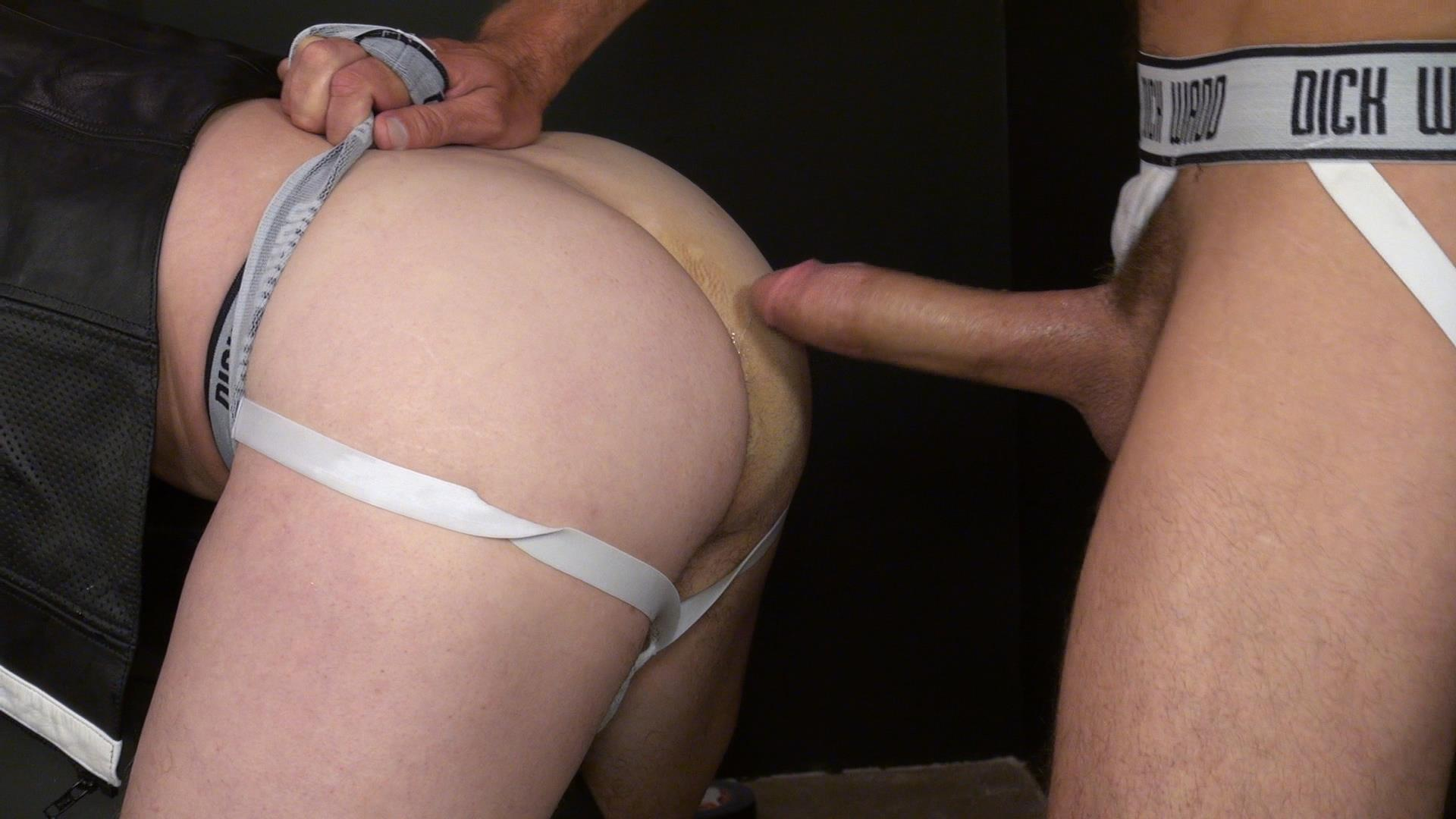Raw-and-Rough-Nick-Roberts-and-Jason-Stormme-and-Super-Steve-Bareback-Bathhouse-Amateur-Gay-Porn-15 Jason Stormme Gets His Ass Spread Raw With 2 Bareback Cocks