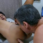 Daddys Asians Asian Twink Gets Barebacked By Daddy 08 150x150 Daddy Breeds An Asian Boy Ass During A Job Interview