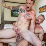 Lucas-Entertainment-Shawn-Reeve-and-Tomas-Brand-Bareback-Daddy-Sex-12-150x150 Bareback Riding A Thick Uncut Daddy Dick