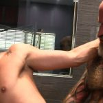 Victor-Cody-XXX-Nate-Pierce-and-Cesar-Xes-Bareback-Bathhouse-Sex-16-150x150 Getting Fucked By A Hairy Daddy In The Bathhouse Shower
