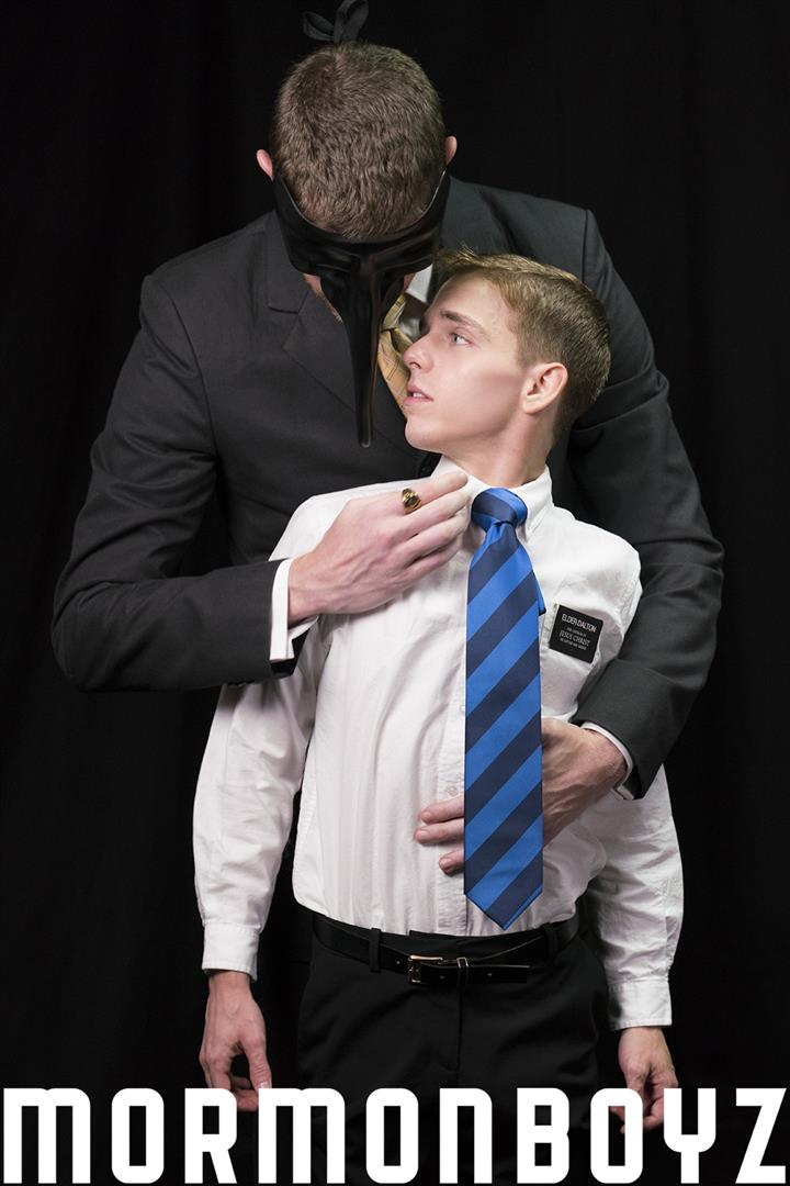 Mormon-Boyz-Older-Big-Dick-Daddy-Barebacking-Younger-Twink-Gay-Sex-Video-04 Mormon Missionary Twink Takes A Thick Daddy Cock Up The Ass Raw