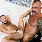 Men-Over-30-Jon-Galt-and-Sean-Harding-Muscle-Daddy-Barebacking-Muscle-Cub-15-150x150 Muscle Daddy Jon Galt And Muscle Cub Sean Harding Bareback Flipping